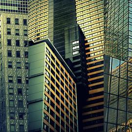 Manhattan Montage by Jessica Jenney
