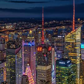 Susan Candelario - Manhattan NYC Twilight