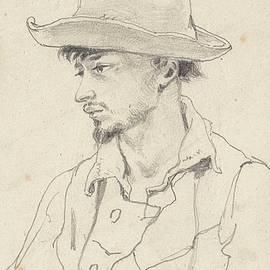 Johan Daniel - Mansbuste
