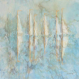 Valerie Anne Kelly - Marbled Yachts