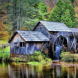 Mabry Mill A Blue Ridge Parkway Favorite by Ola Allen