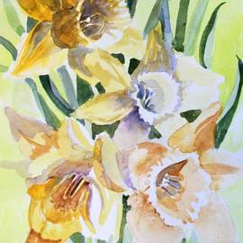 Mindy Newman - March of Daffodils