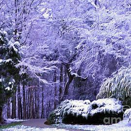 Lydia Holly - March Snow In Carolina