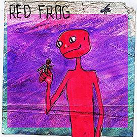 Marc's  Red  Frog by Marc Jager