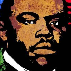 Otis Porritt - Marcus Garvey 2