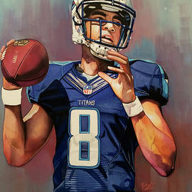 Michael Pattison - Marcus Mariota Rookie Year - Tennessee Titans