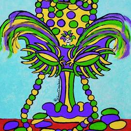 Mardi Gras by Claire Decker