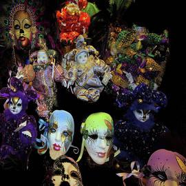 Robert McCubbin - Mardi Gras Madness2