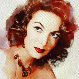Maria Felix, Vintage Movie Star - John Springfield