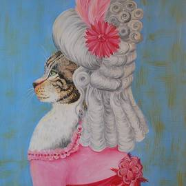 Marie Catoinette by Emily Page