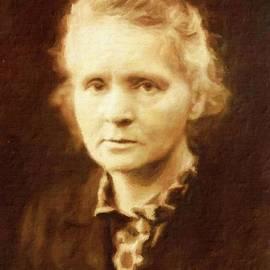 Marie Curie by Mary Bassett - Mary Bassett