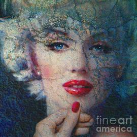 Marilyn Monroe 132 A by Theo Danella