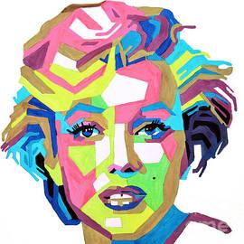Marilyn Monroe by Anastasiia Antonova