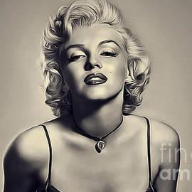 Ian Mitchell - Marilyn Monroe