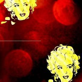Maggie Vlazny - Marilyn Monroe Pop Art