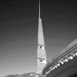 Marin County Civic Center - Infrared