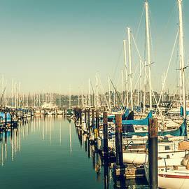 Marinaside Sausalito California