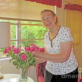 Fred Jinkins - Marion Loves Roses