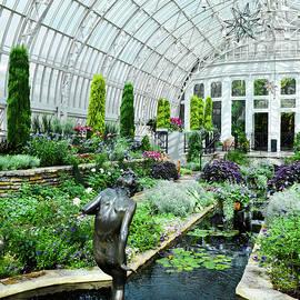 Marjorie Mcneely Conservatory Gardens by Kyle Hanson