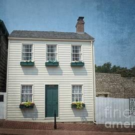 Luther Fine Art - Mark Twain Boyhood Home Hannibal