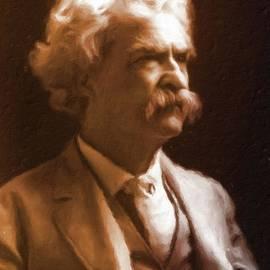 Mark Twain, Literary Legend by Mary Bassett - Mary Bassett