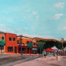 Market Day by Linda Feinberg
