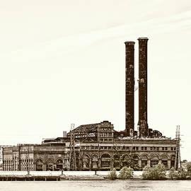 Market Street Power Plant by Nicholas Blackwell