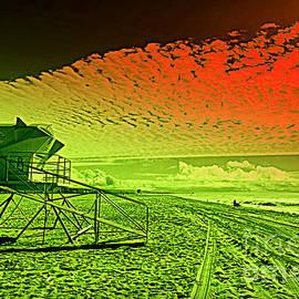 Kip Krause - City - Newport Beach - Mars in Springtime