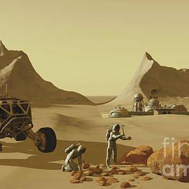 Corey Ford - Mars Planet Explorers