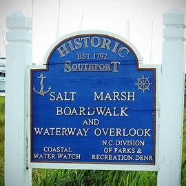 Cynthia Guinn - Marsh Walk