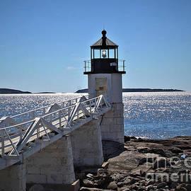 Brenda Spittle - Marshall Point Light