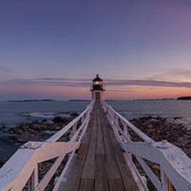 Michael Ver Sprill - Marshall Point Lighthouse Pano