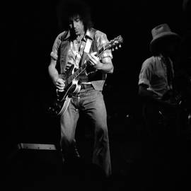 Marshall Tucker Winterland 1975 #39 With Elvin by Ben Upham