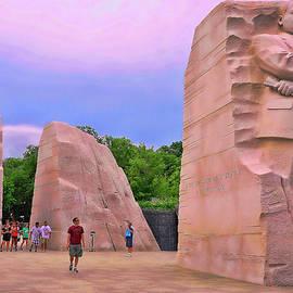 Allen Beatty - Martin Luther King Jr Memorial # 6