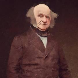 Mary Bassett - Martin Van Buren, President