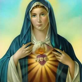 Mary 7 by Doug Norkum
