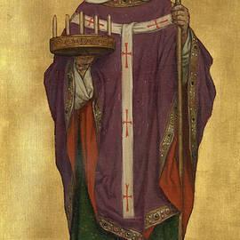 Mary of Burgundy - Albert De Vriendt