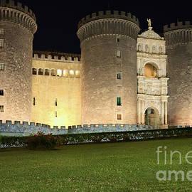 Pat Dego - Maschio Angioino. Castel nuovo. Naples