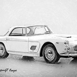 Maserati 3500 Gt by Zapista Zapista