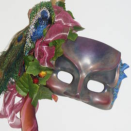 Mask 1 by Judy Henninger