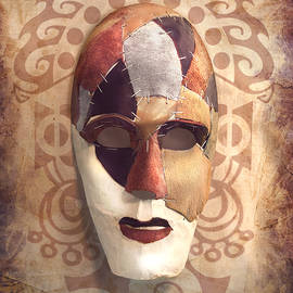 Marina Grey - Mask