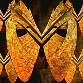 Mario Carini - Masks of the Harpies