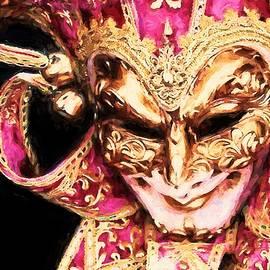 Masquerade 7 by Charmaine Zoe