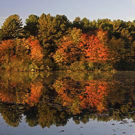 Juergen Roth - Massachusetts Autumn Solitude