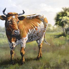 Joan Garcia - On the Florida Prairie Matilda