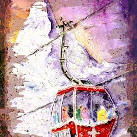 Matterhorn Authentic Madness by Miki De Goodaboom