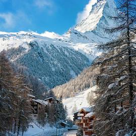 Matterhorn  by Brian Jannsen