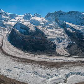 Matterhorn Glacier Paradise by Brenda Jacobs