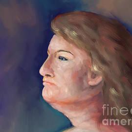 Andy Barons - mature female portrait