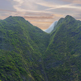 Maui Mountain Majesty by Bill Tiepelman